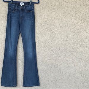 Paige High Rise Bell Canyon Denim Jeans